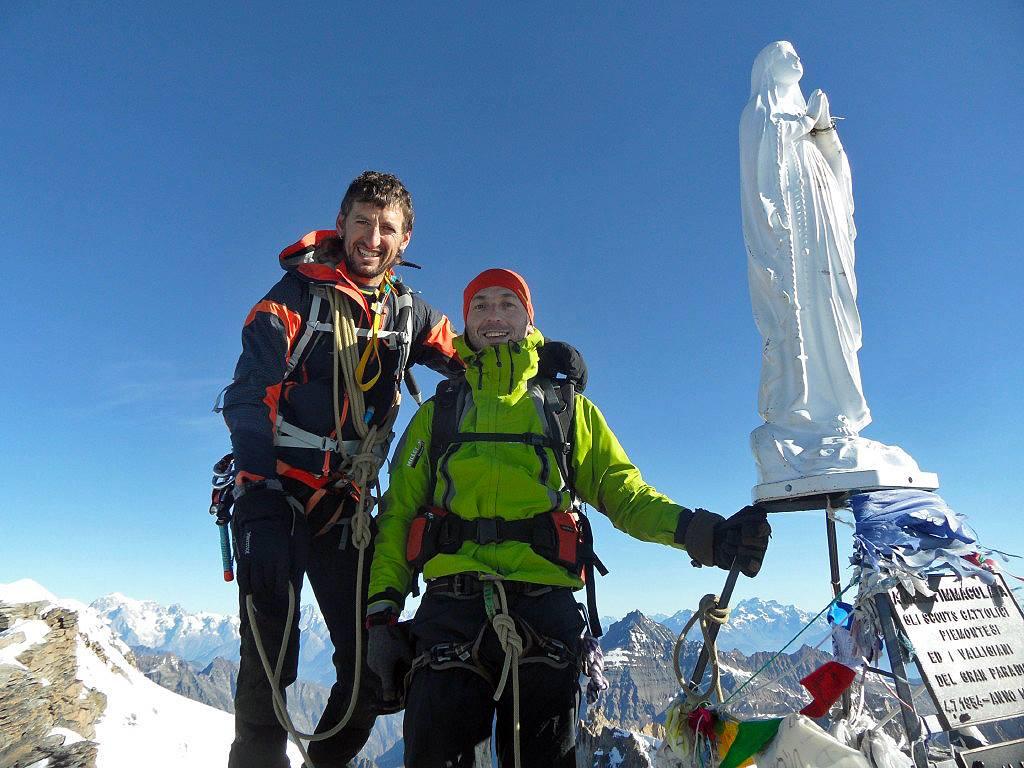 Alpes - Gran Paradiso (4.061m)