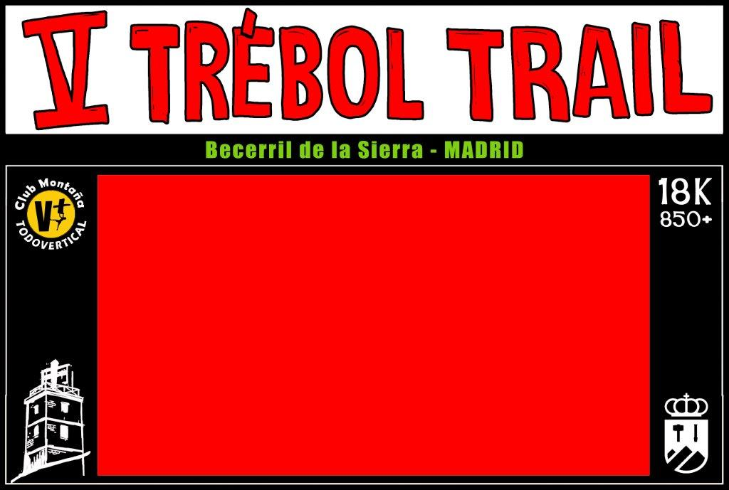 Dorsal Absoluto V Trébol Trail