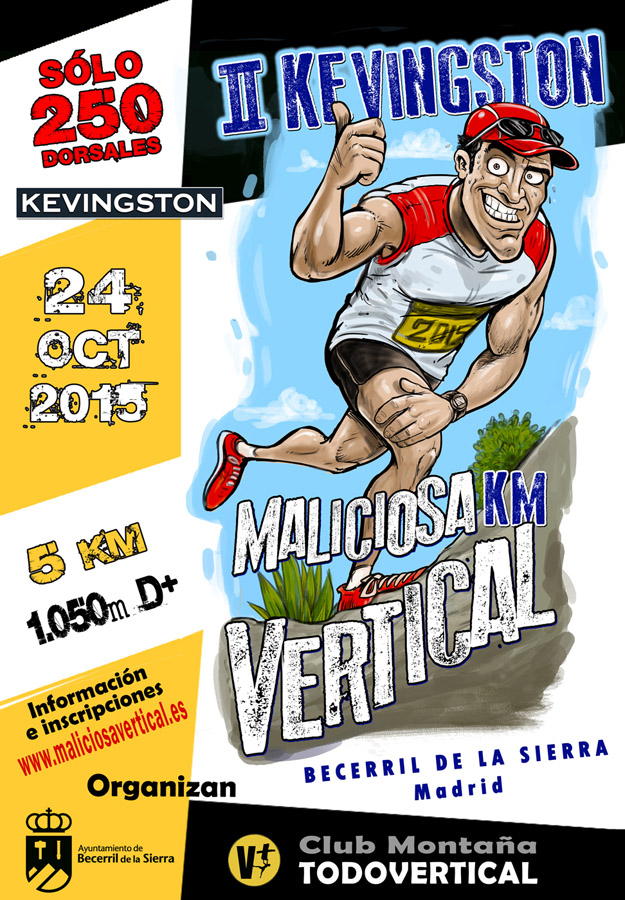 II KEVINGSTON MALICIOSA KM VERTICAL - 24 Octubre 2015 by TODOVERTICAL