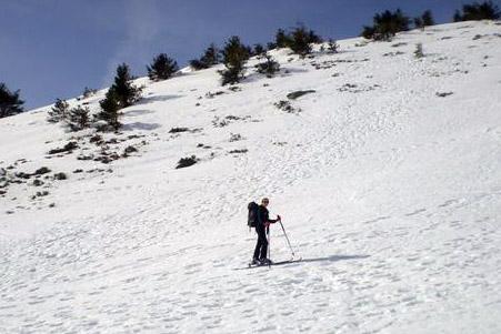 Esquí de Travesía...