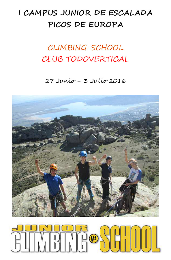 CLUB TODOVERTICAL - CLIMBING TEAM