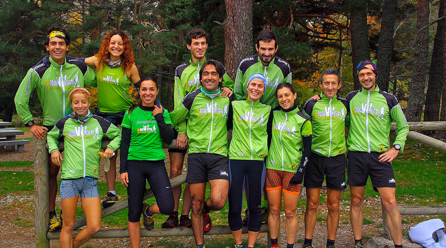 Selecci�n Running Club TODOVERTICAL 2015