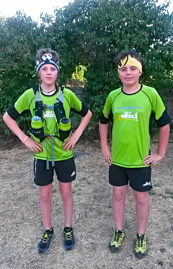 TRAIL RUNNING ACADEMY JUNIOR TODOVERTICAL 2015