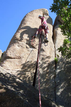 Curso de Escalada Artificial #1