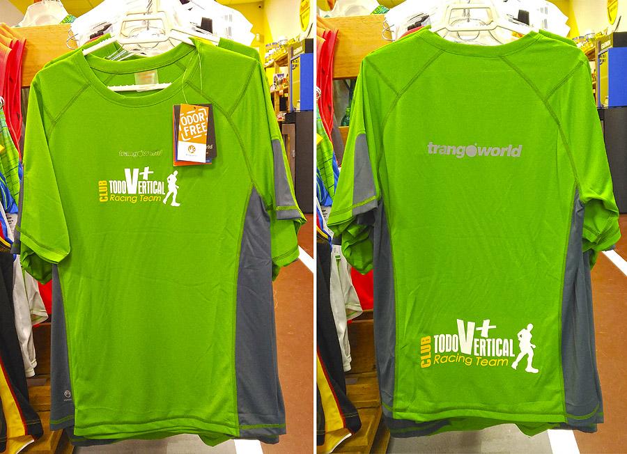 Camiseta TRANGOWO...