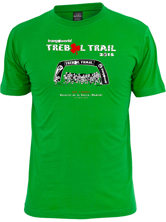 CAMISETA TrangoWorld Trébol Trail 2015