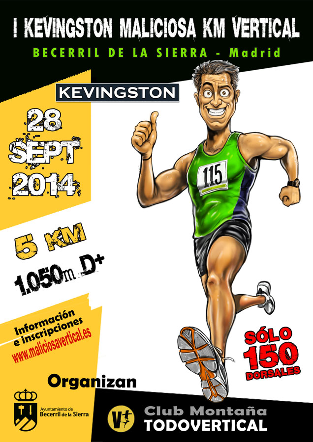 I KEVINGSTON MALICIOSA VERTICAL - 28 Septiembre 2014 by TODOVERTICAL