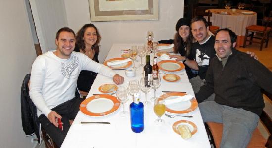 Cena Navidad Club...