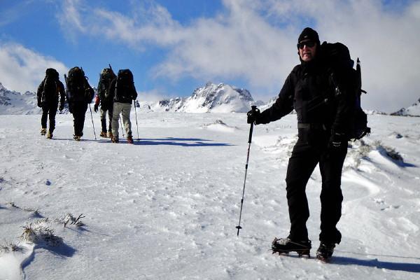 Cursos de Alpinismo en Madrid - Iniciación y Avanzado