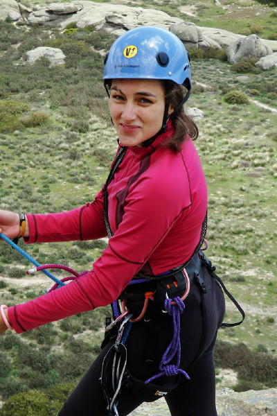 Curso Escalada Roca II - Clásica MAY-10 #18