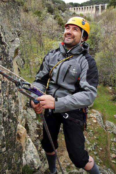 Curso Escalada Roca I Madrid 15-MAY-10 #13