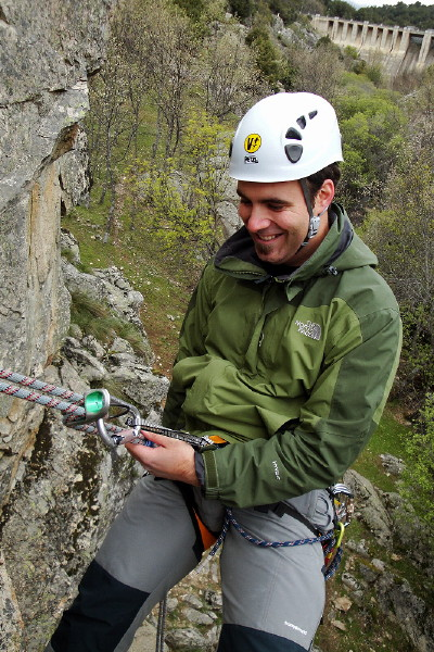 Curso Escalada Roca I Madrid 15-MAY-10 #15