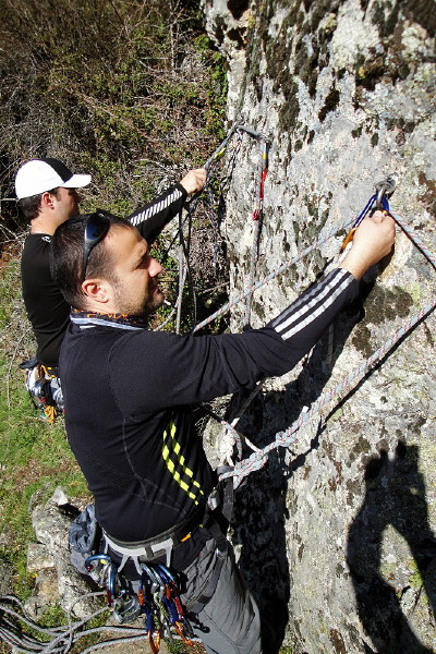 Curso Escalada Roca I Madrid 15-MAY-10 #23
