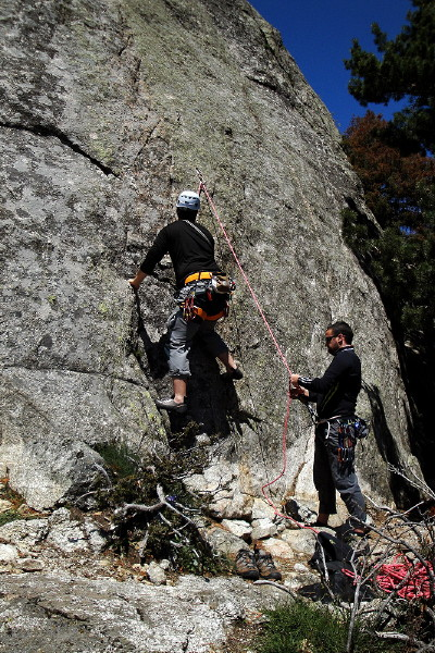 Curso Escalada Roca I Madrid 15-MAY-10 #32