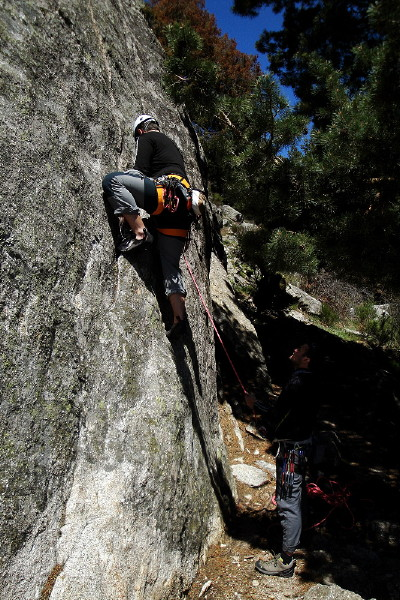 Curso Escalada Roca I Madrid 15-MAY-10 #36