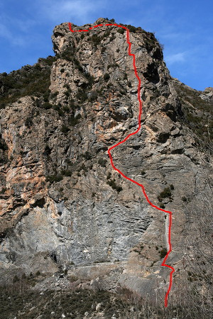 Ferrata Sesue