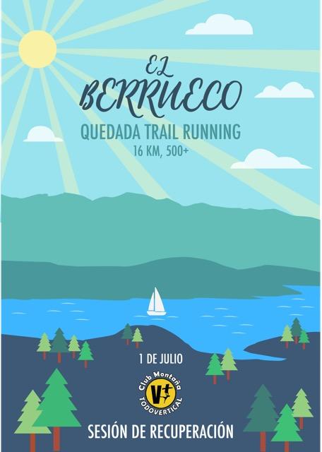 Quedada Trail Run...