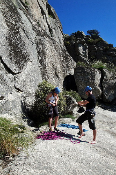 Curso Escalada Roca II - Clásica MAY-10 #25