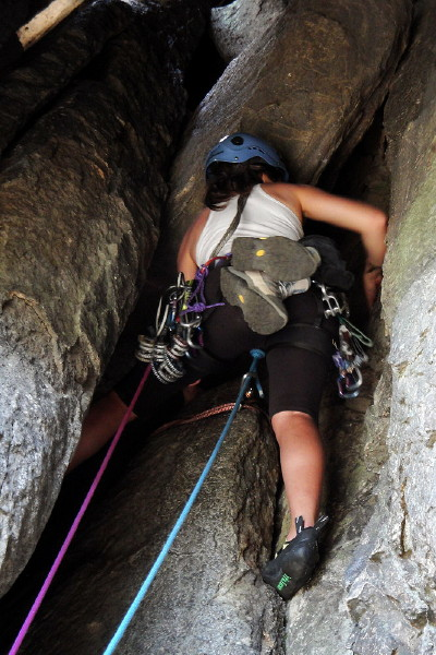 Curso Escalada Roca II - Cl�sica MAY-10 #41
