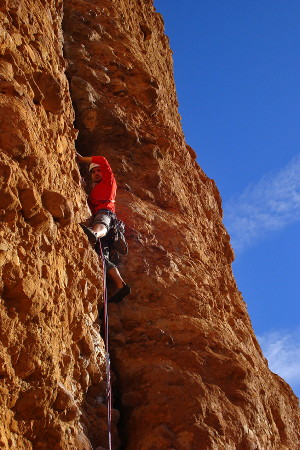 Escalada Via Moskitos (220m, 6b) #32