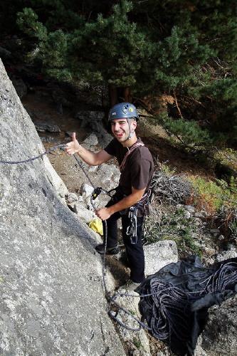 Escalada en Roca ...