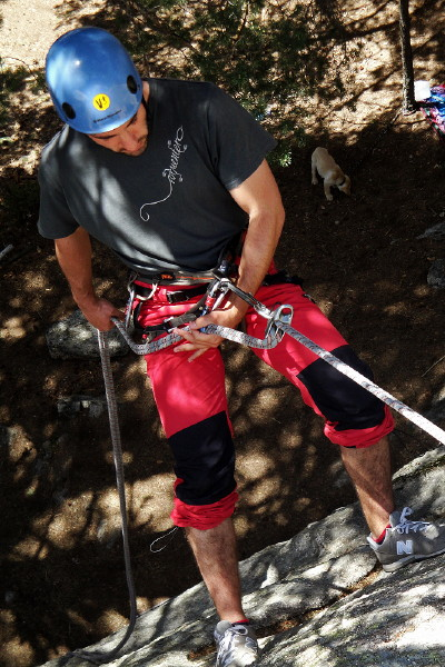 Curso Escalada Roca I Madrid 26-MAY-10 #04