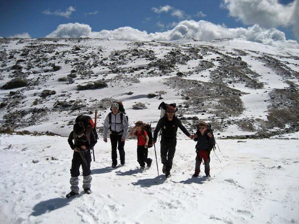 Sierra de Gredos ...