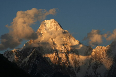 Gasherbrum IV (7....