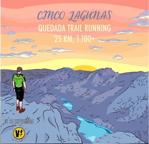 Quedada Trail Run...