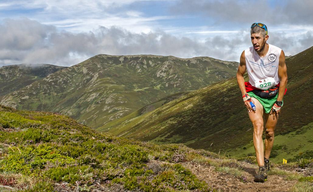 Foto: ©José Luis Lastra // JOSÉ IRUROZQUI SOTO - Entrenador Trail Running Academy Club TODOVERTICAL