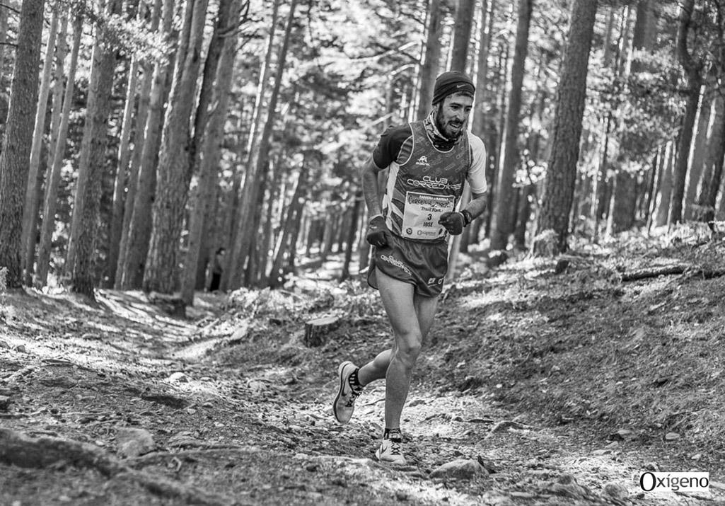 Foto: ©OXIGENO // JOSÉ IRUROZQUI SOTO - Entrenador Trail Running Academy Club TODOVERTICAL