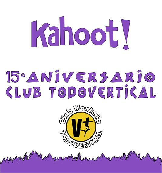 Kahoot! 15º Anive...