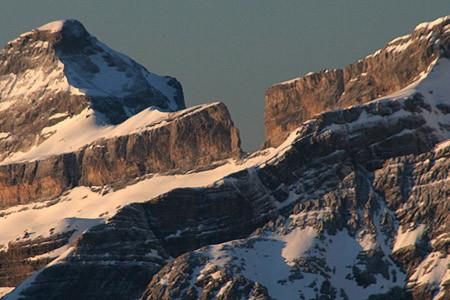8 días por el Pirineo - Monte Perdido - Taillón - Perdiguero - Posets