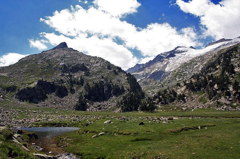 I CAMPUS DE MONTAÑA padres e hijos en el Pirineo de Huesca