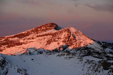 Curso de Alpinismo Sierra Nevada