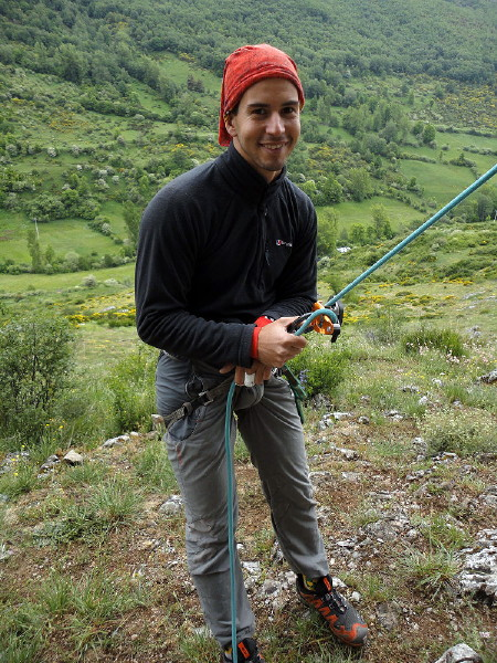 STAGE ESCALADA TODOVERTICAL-BOREAL 2012 #16