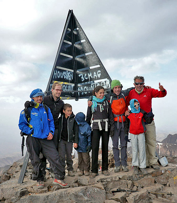 TOUBKAL JUNIOR 2011