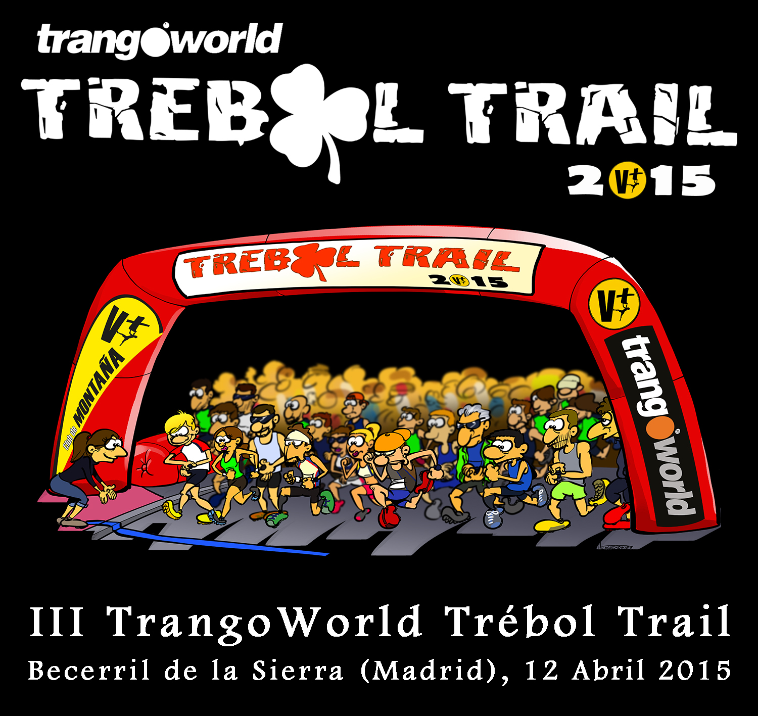 CLUB TODOVERTICAL - TR�BOL TRAIL