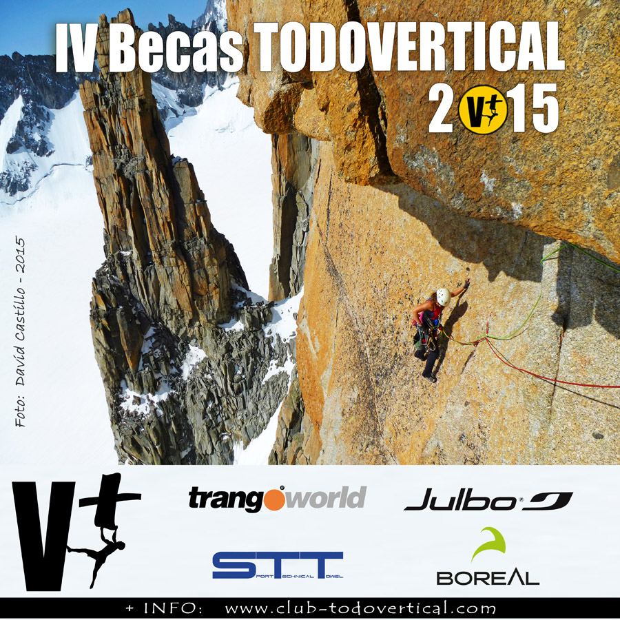 Convocatoria Becas Club TODOVERTICAL 2015