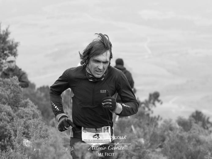 ÁNGEL de la ENCARNACIÓN - Seleccionador Running Team Club TODOVERTICAL