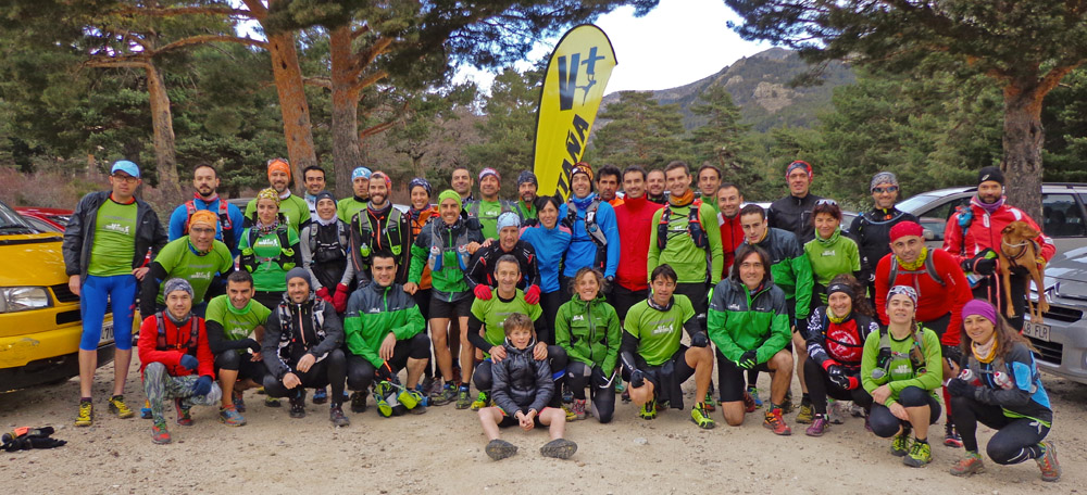 Running Team TODOVERTICAL - 11 Enero 2015